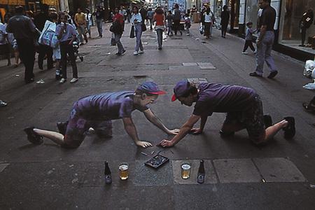 Pinturas en la calle 02