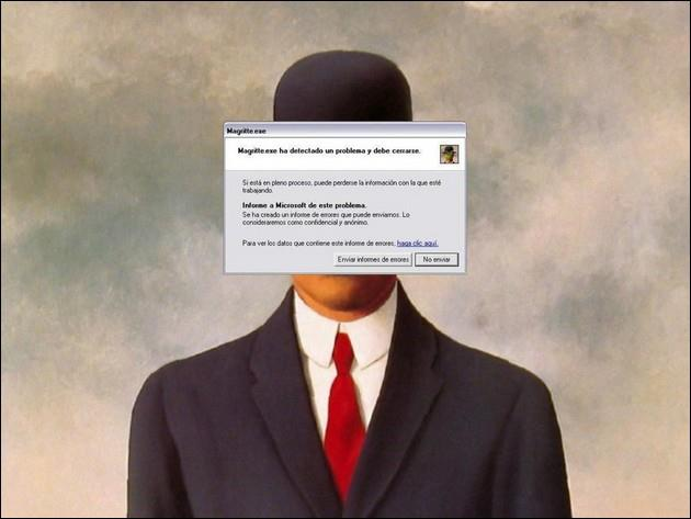 Magritte en el siglo XXI