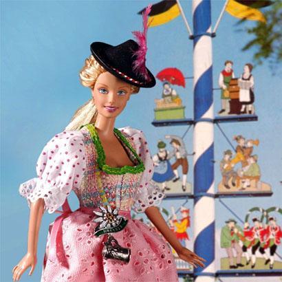 Barbie suiza