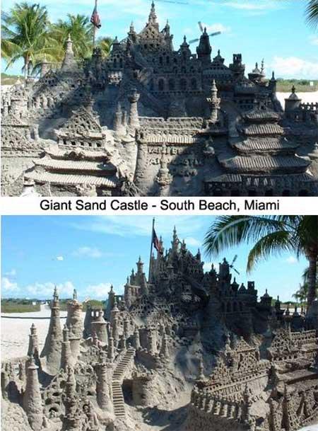 Castillo gigante