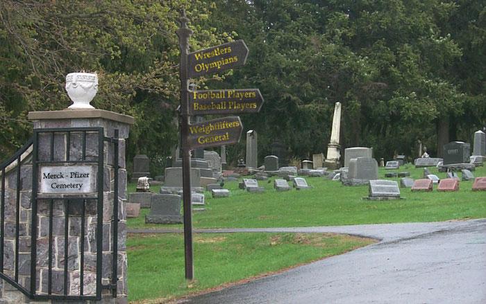 Cementerio organizado