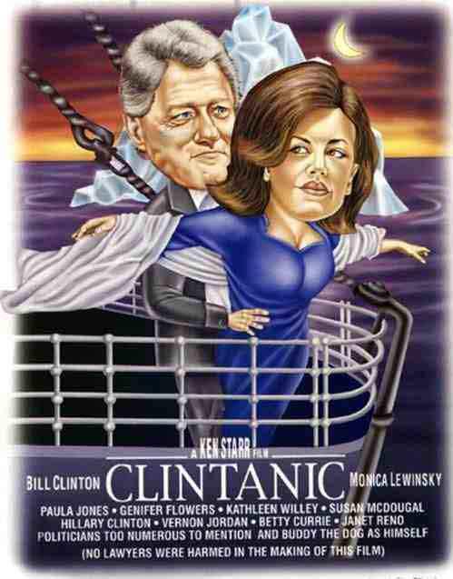 Clintitanic