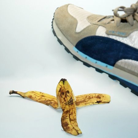 Banana-triste