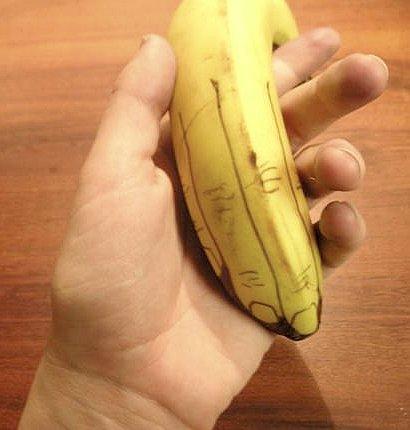 Choca la banana