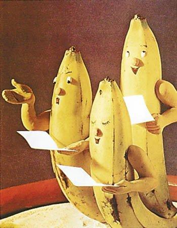 Los chicos de la banana