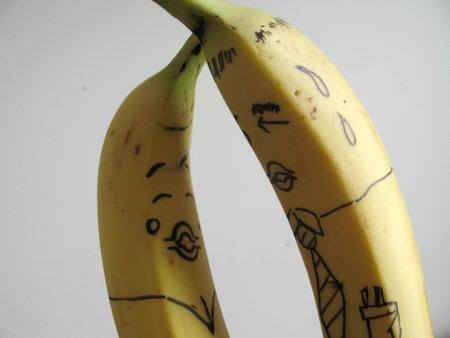 Pareja banana