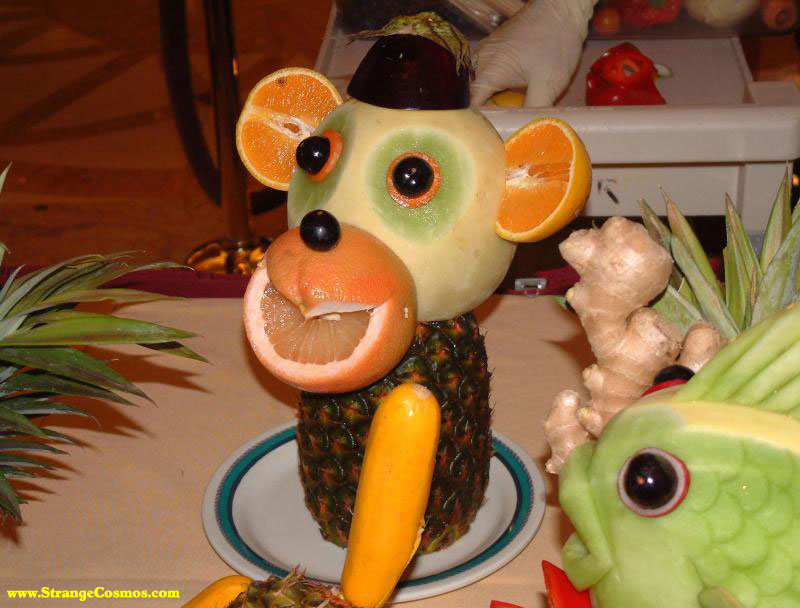 Monito-frutas