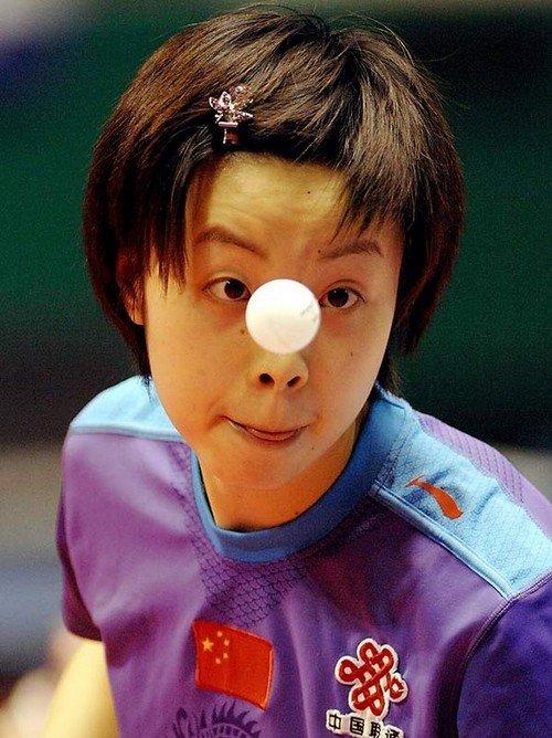 Ping-pong pillada al instante
