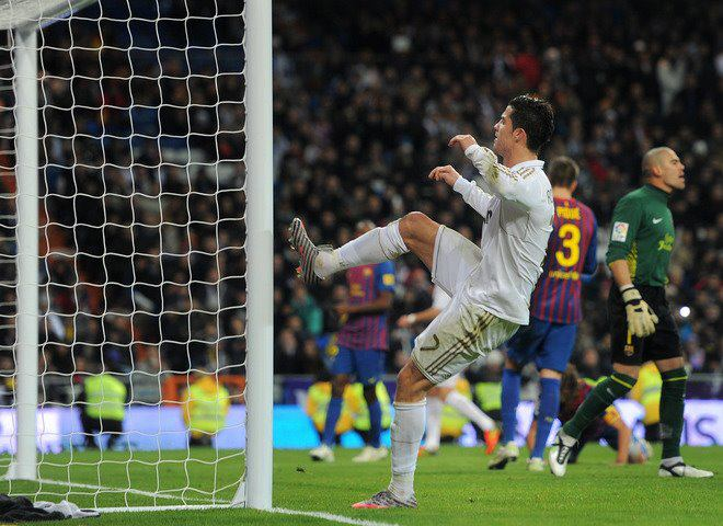 Madrid 1-Barcelona 3 - La rabia de CR9