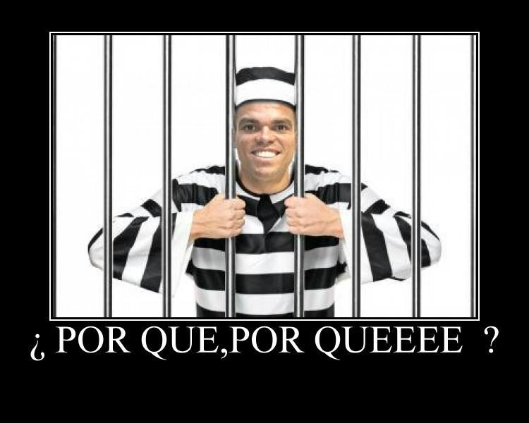 Pepe en la carcel