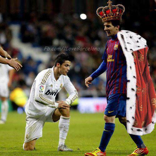 Rey Messi