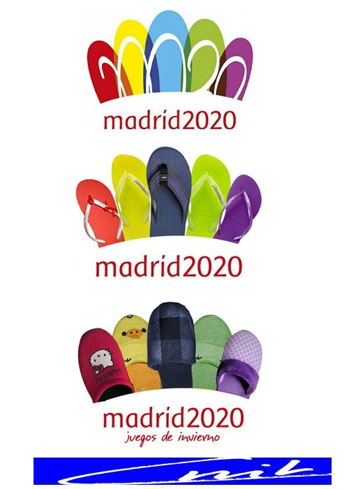 Candidatura Madrid chancletas 2020