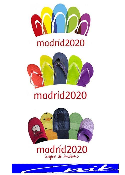 Candidatura Madrid chancletas 2020