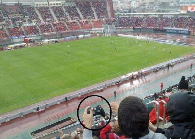 En el partido