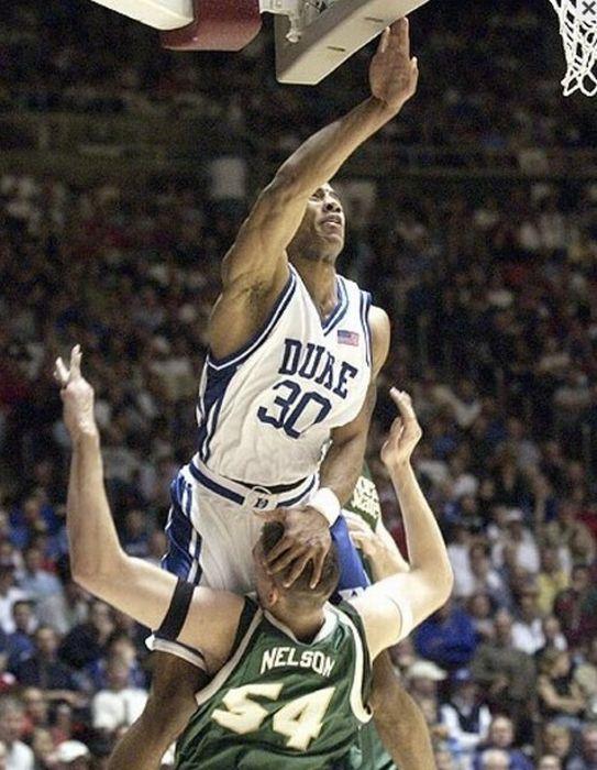 Momentos del baloncesto