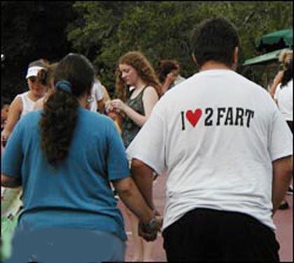 I love 2 fart