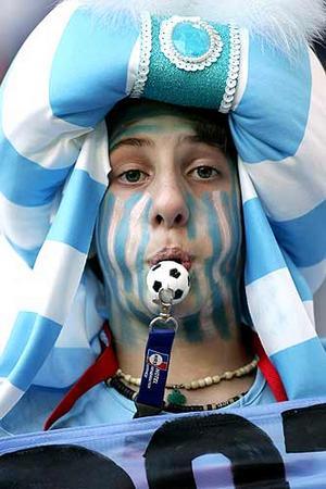 Hincha futbolero 02
