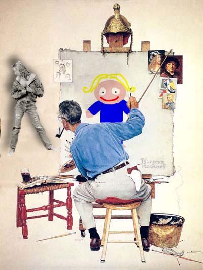 Pintor loco