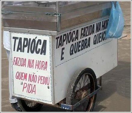 Pida tapioca