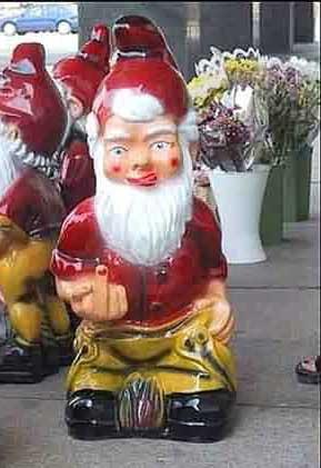 Papa Noel grosero