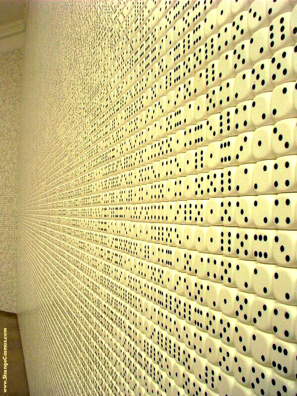 Pared domino