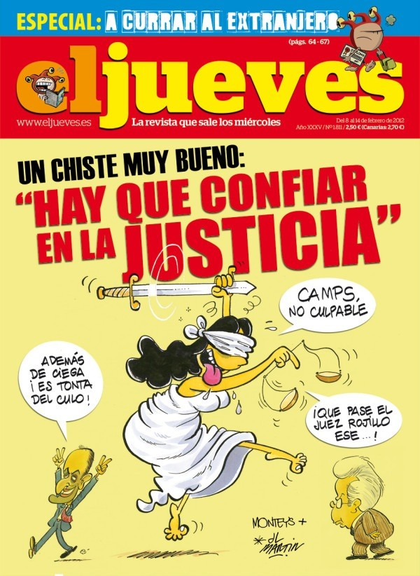La In-justicia espanyola