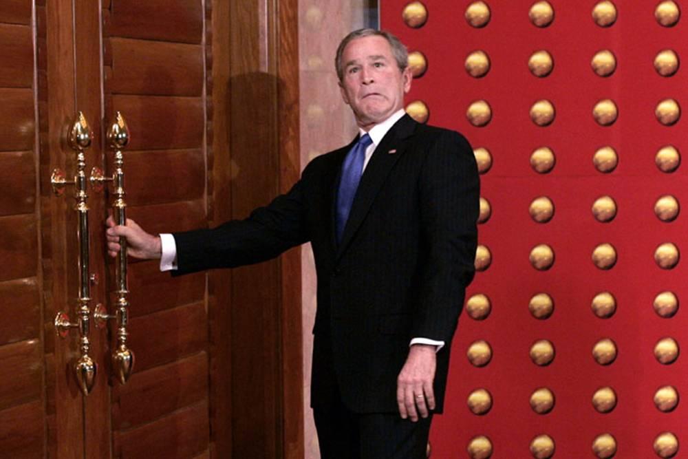 Adios a Bush 02