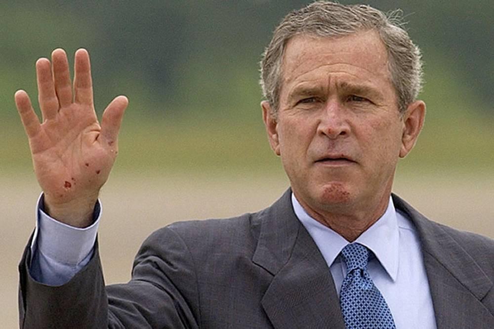 Adios a Bush 05