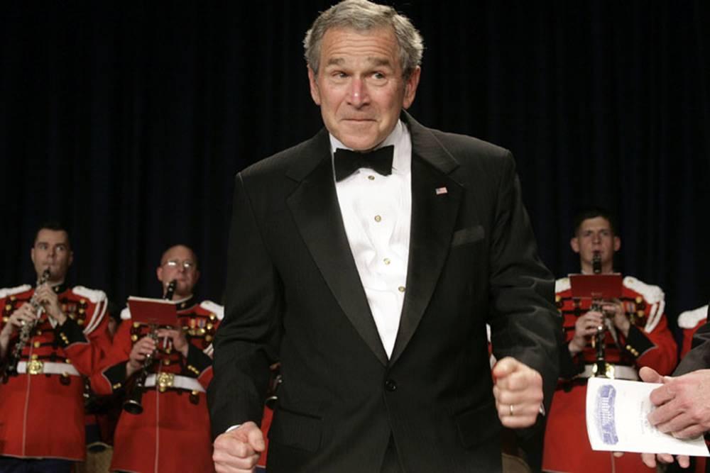 Adios a Bush 09