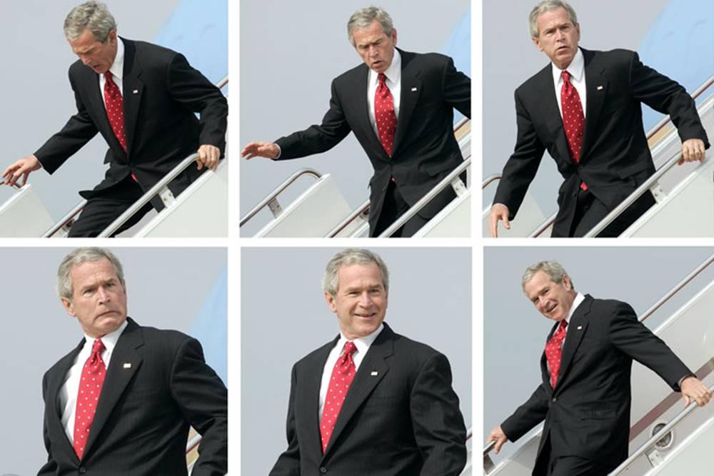 Adios a Bush 11