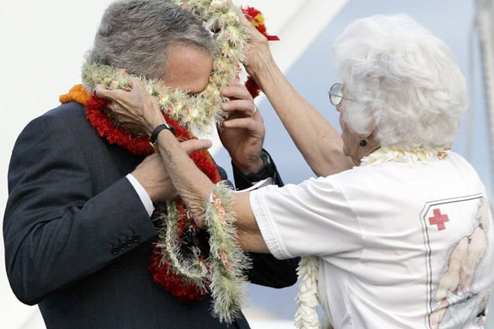 Adios a Bush 16