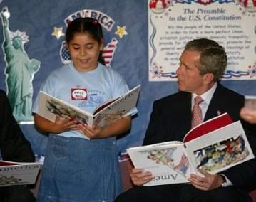 Bush lector