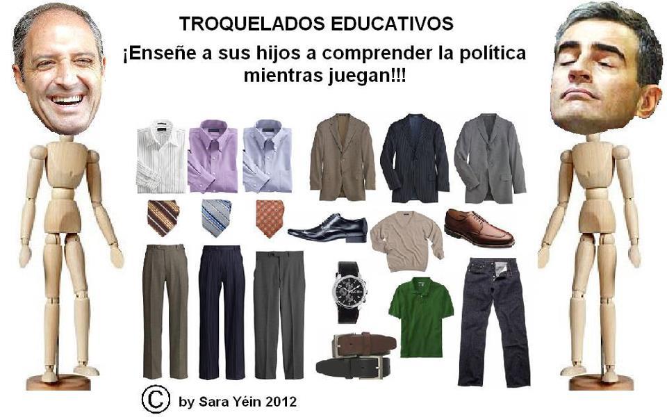 Troquelados Educativos