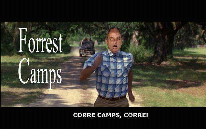 Forrest Camps