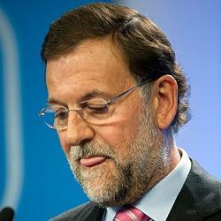 Ese insigne Mariano Rajoy