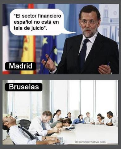 Mariano Madrid y Bruselas