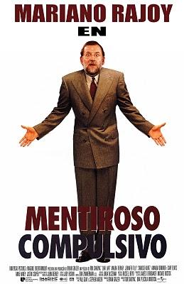 Mariano Rajoy en Mentiroso Compulsivo
