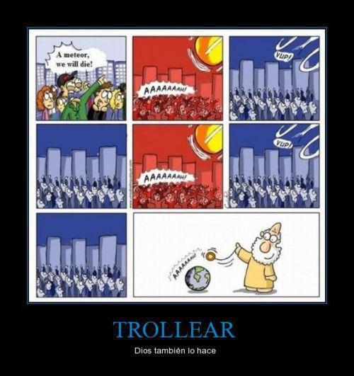 Trollear