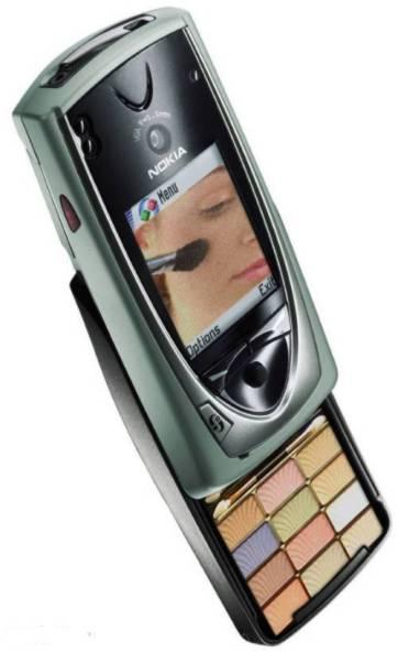 Nokia para presumidas