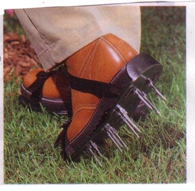 Zapatos para evitar resbalones